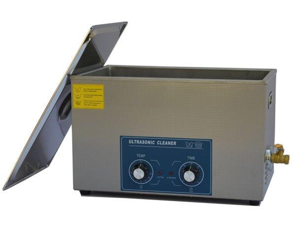画像1: 【ダイヤル式 30L/40kHz 超音波洗浄機】 タイマー/ ヒーター/大型洗浄器クリーナー 業務用 (1)