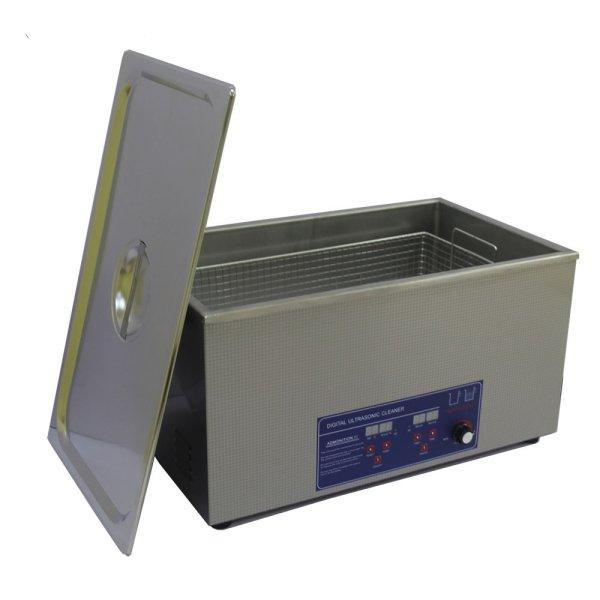 画像1: 【デジタル式 22L/28kHz 超音波洗浄機】 タイマー/ヒーター/ パワー調節/中型洗浄器クリーナー 業務用 (1)