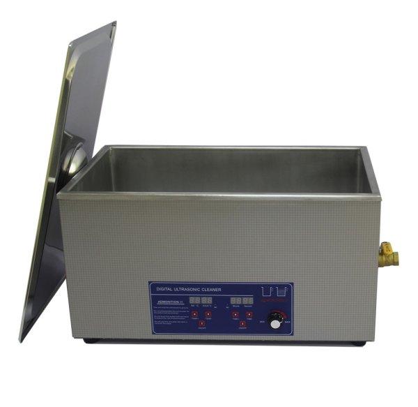 画像1: 【デジタル式 20L/40kHz 超音波洗浄機】 タイマー/ヒーター/ パワー調節/連続使用/中型洗浄器クリーナー 工業用 (1)