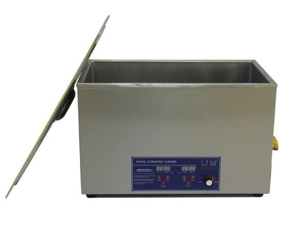 画像1: 【デジタル式 30L/80kHz 超音波洗浄機】 タイマー/ヒーター/24時間連続洗浄/大型洗浄器クリーナー 工業用 (1)