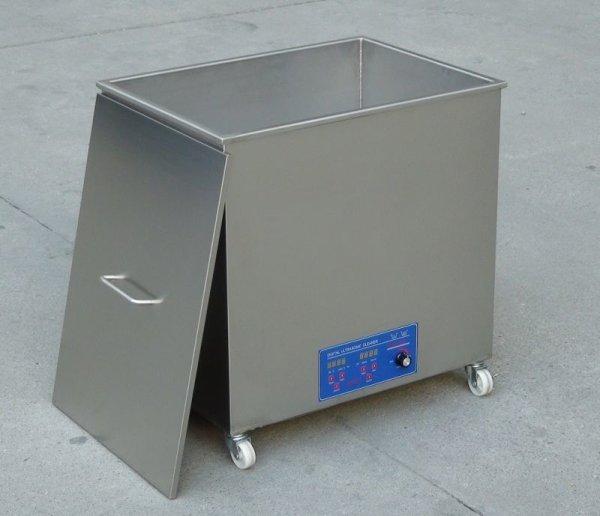 画像1: 【デジタル式 78L/80kHz 超音波洗浄機】 タイマー/ヒーター/ パワー調節/連続使用/超大型洗浄器クリーナー 工業用 (1)
