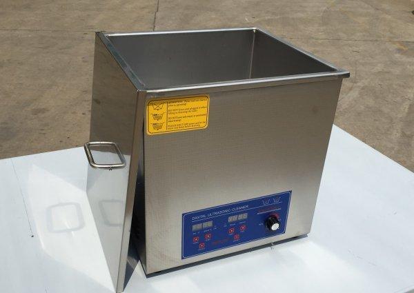 画像1: 【デジタル式 58L/120kHz 超音波洗浄機】 タイマー/ヒーター/ パワー調節/連続使用/超大型洗浄器クリーナー 工業用 (1)