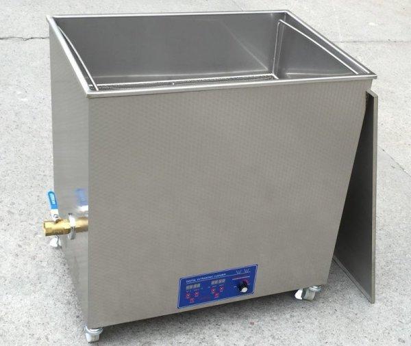 画像1: 【デジタル式 130L/40kHz 超音波洗浄機】 タイマー/ヒーター/ パワー調節/連続使用/超大型洗浄器クリーナー 工業用 (1)