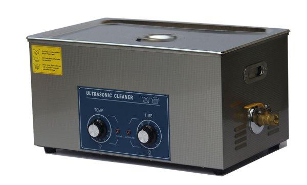 画像1: 【ダイヤル式 22L/28kHz 超音波洗浄機】 タイマー/ ヒーター/中型洗浄器クリーナー 業務用 (1)