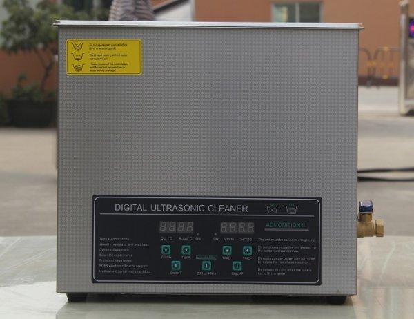 画像1: 【デュアル周波数 19L/28khz/40kHz 超音波洗浄機】 タイマー/ヒーター/小型洗浄器クリーナー 業務用 (1)