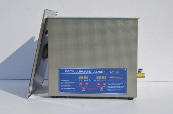 画像1: 【デジタル式 19L/40kHz 超音波洗浄機】 タイマー/ヒーター/ パワー調節/中型洗浄器クリーナー 業務用 (1)