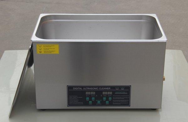 画像1: 【デュアル周波数 30L/28khz/40kHz 超音波洗浄機】 タイマー/ヒーター/小型洗浄器クリーナー 業務用 (1)