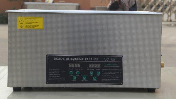 画像1: 【デュアル周波数 22L/28khz/40kHz 超音波洗浄機】 タイマー/ヒーター/小型洗浄器クリーナー 業務用 (1)