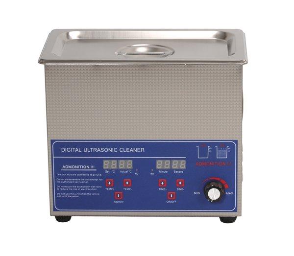 画像1: 【デジタル式 3L/40kHz 超音波洗浄機】 タイマー/ヒーター/ パワー調節/小型洗浄器クリーナー 業務用 (1)
